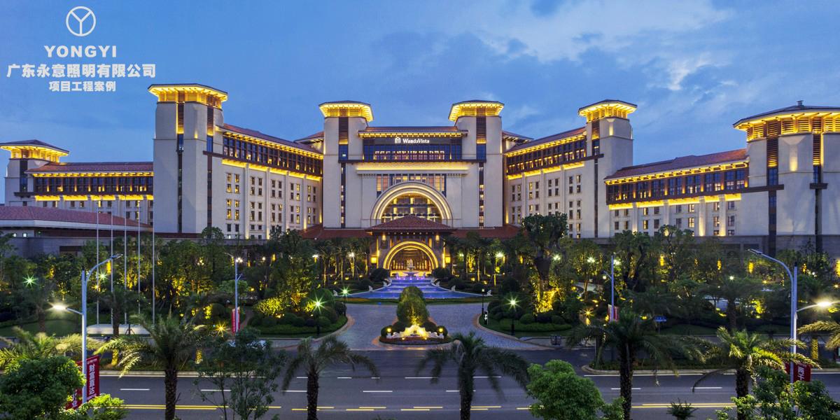 江西南昌万达茂酒店群