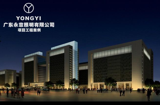 福建东部新城项目