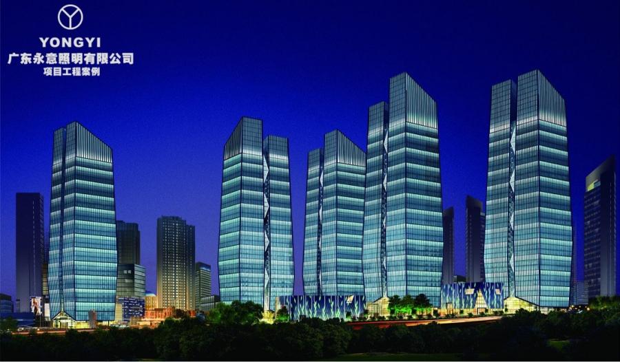 贵州贵阳中渝第一城项目
