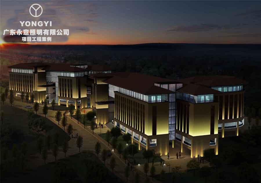 贵州大学明德学院贵安新区校区项目