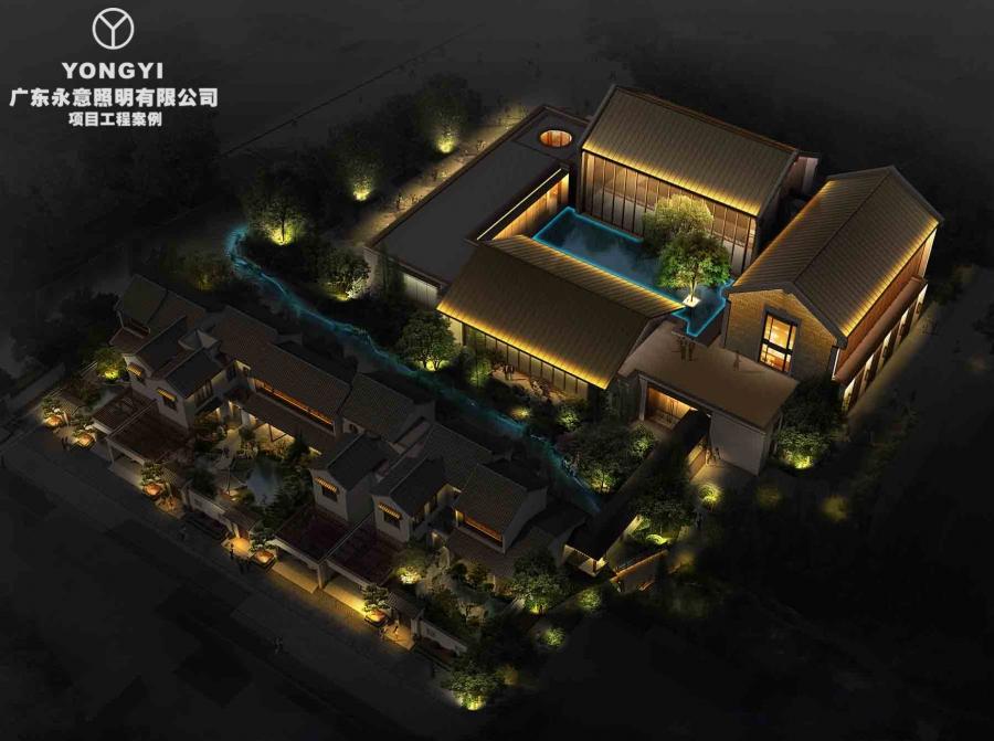 浙江绍兴青旅羊山旅游综合体展示中心