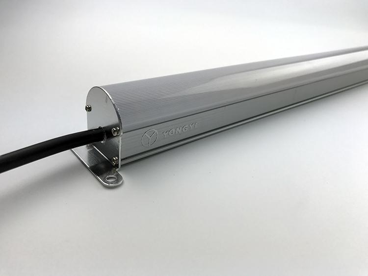 浅述铝材led线条灯的电压及其散热效果