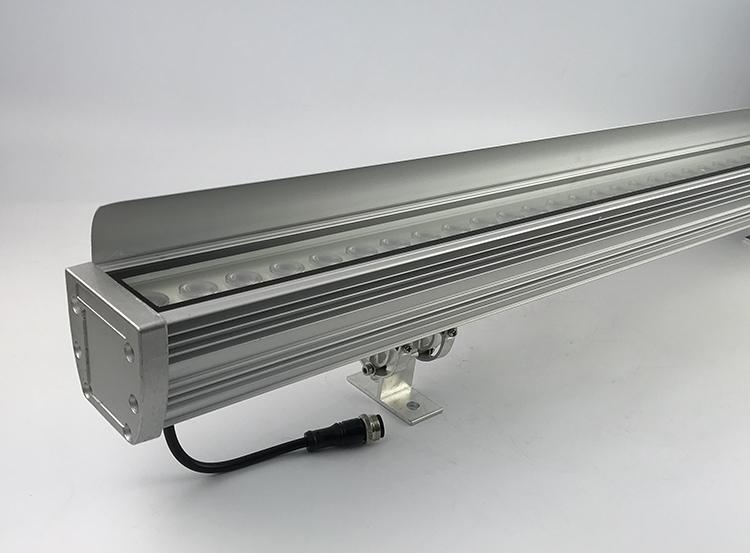 大功率led洗墙灯的亮度越高就越耗电吗