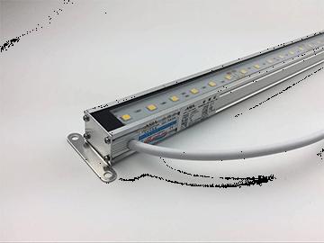 通用线条灯的led数量为 9/300mm等