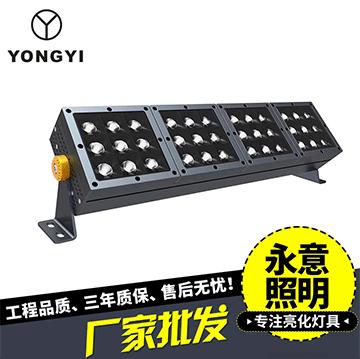 led洗墙灯可以在许多地方使用