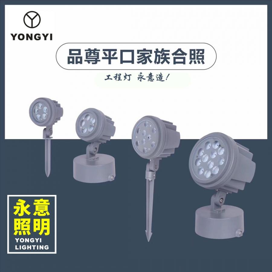 LED投光灯批发(品尊系列)